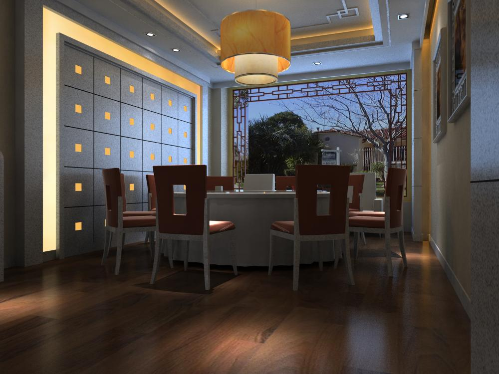 restoran scena 061 3d model max 145413
