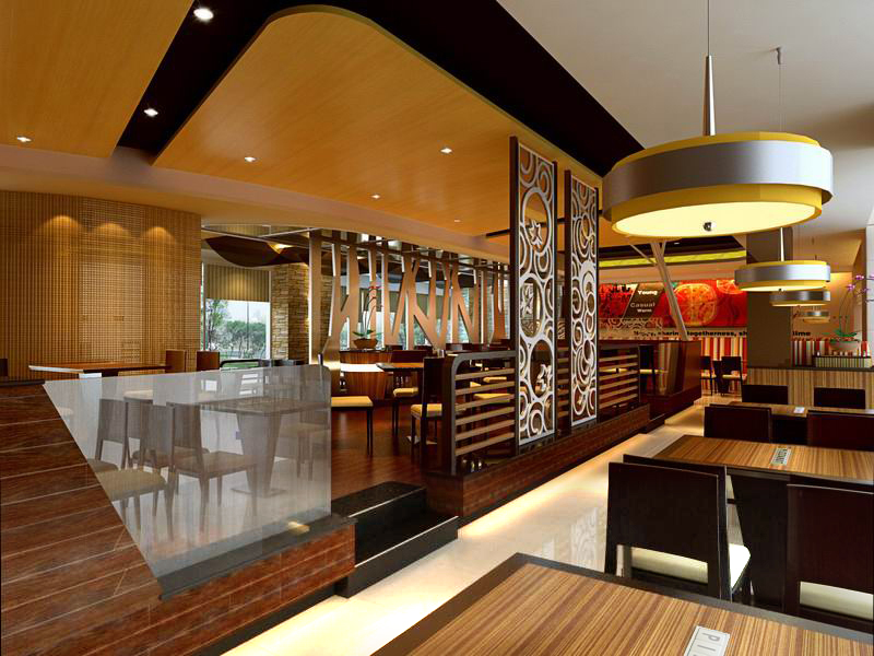 Restaurant d model buy