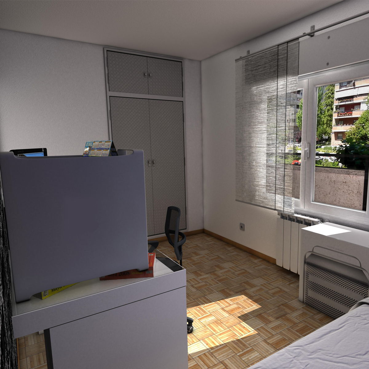 room 3d model 3ds max fbx c4d ma mb obj 159585