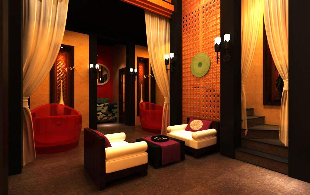 spa istaba 007 3d modelis max 137933
