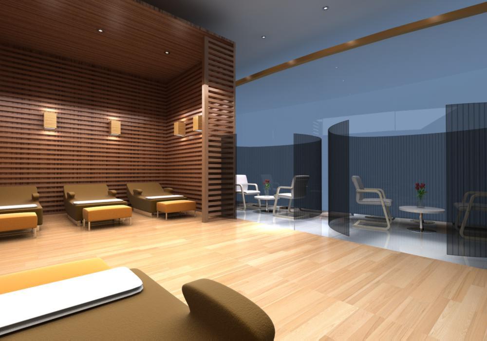 spa room 010 3d model max 137939