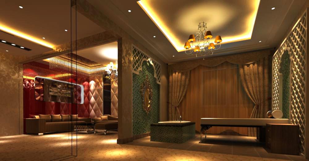 spa istaba 012 3d modelis max 137943