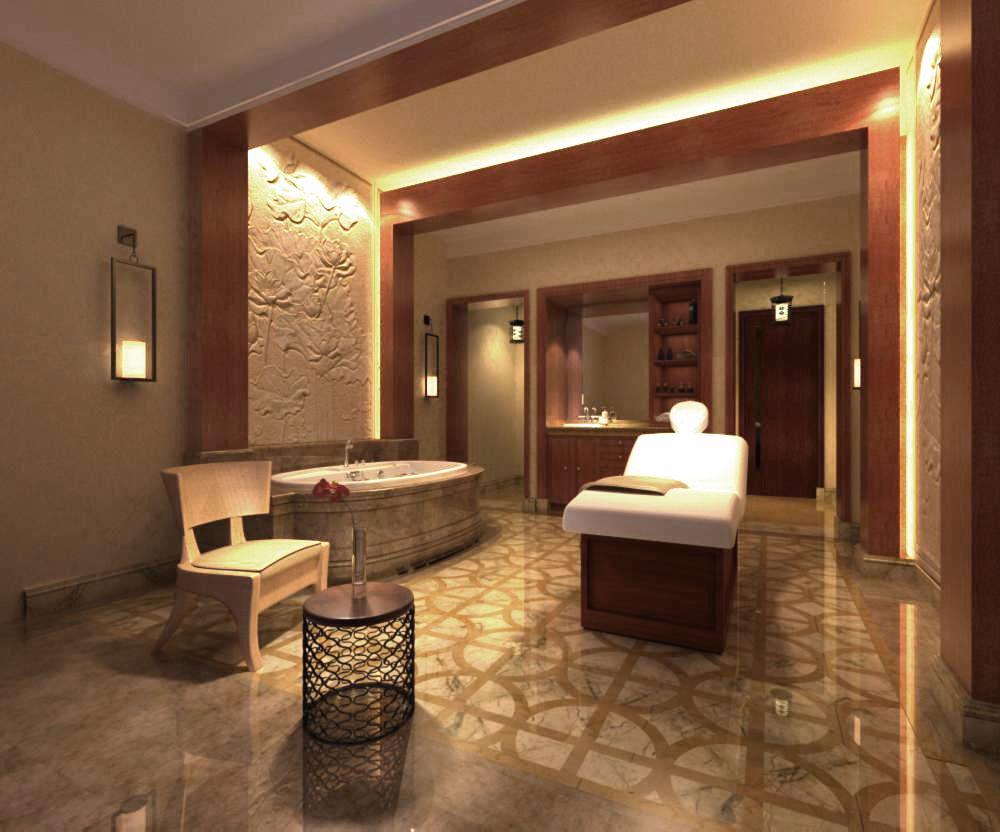 spa istaba 015 3d modelis max 137949