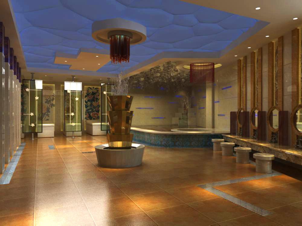 spa istaba 021 3d modelis max 137959