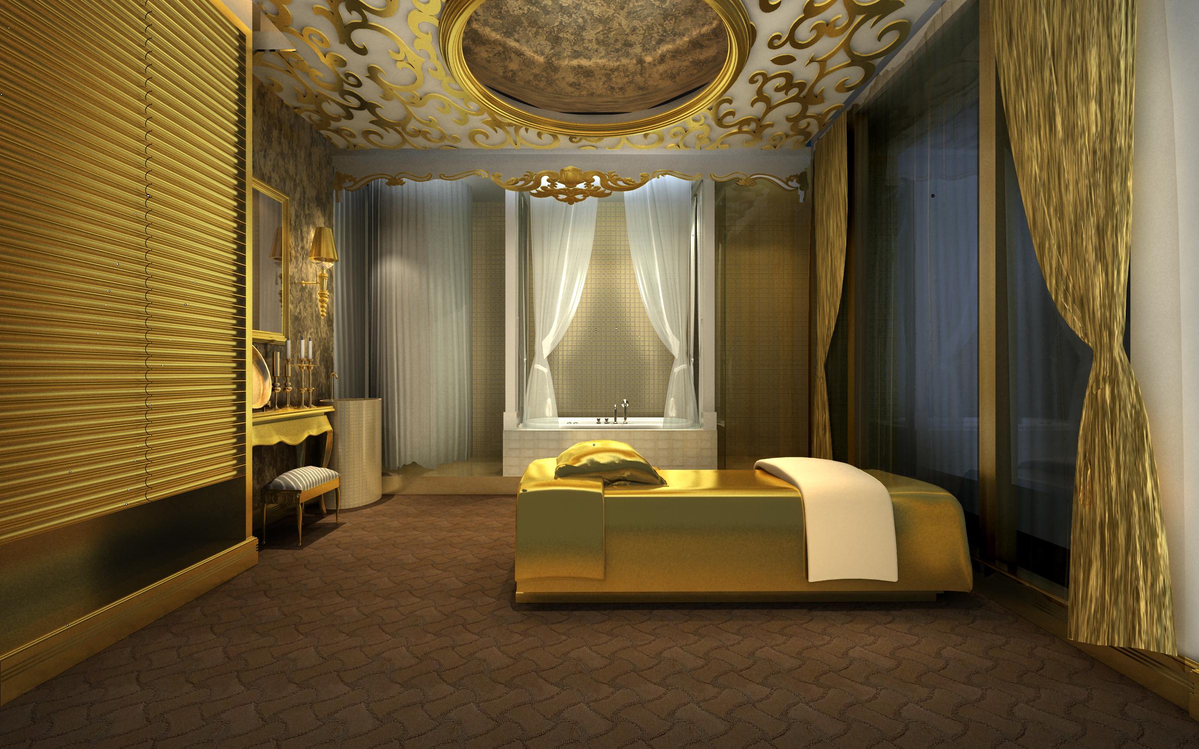spa istaba 025 3d modelis max 137967
