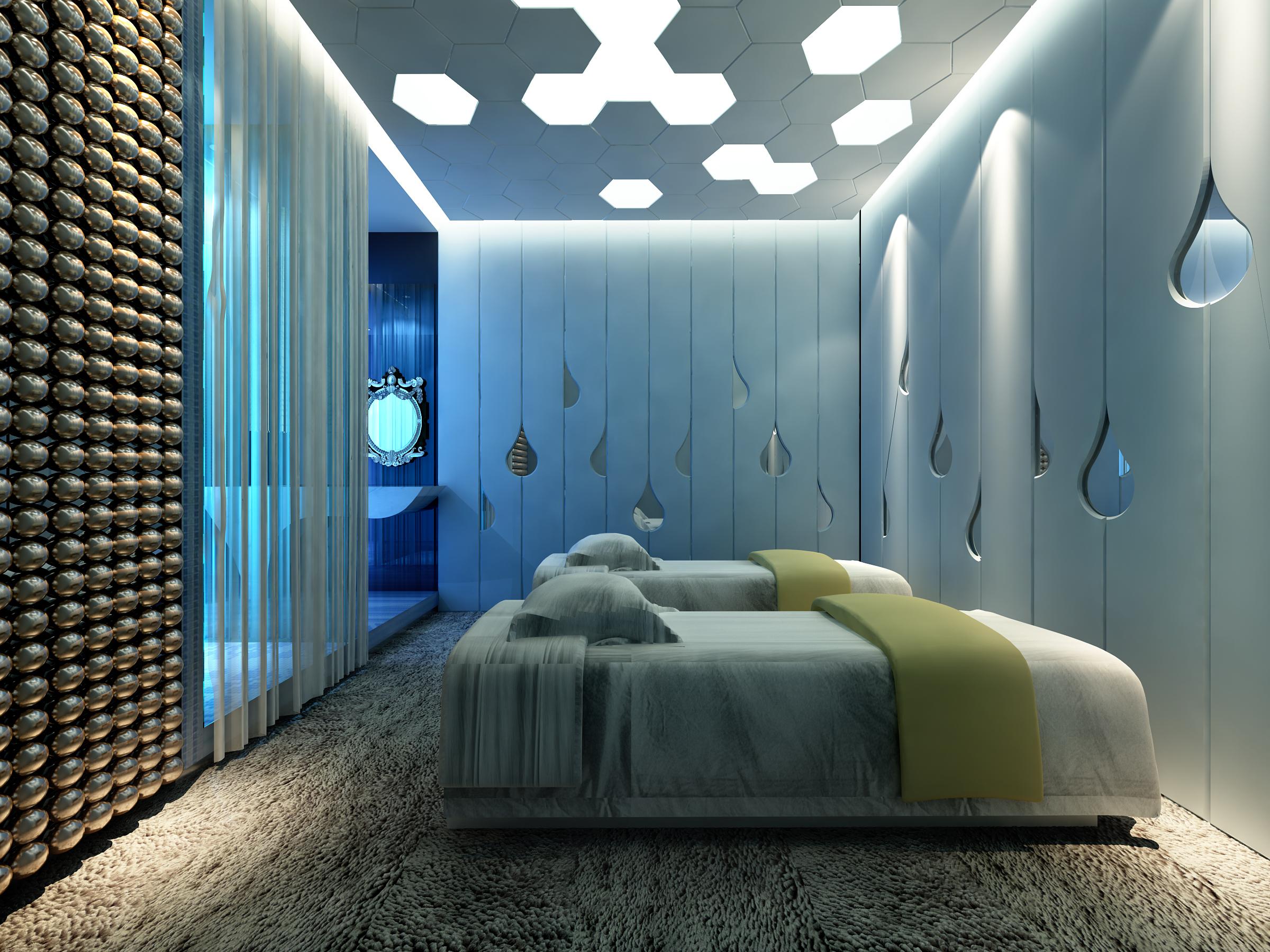 spa istaba 032 3d modelis max 137981