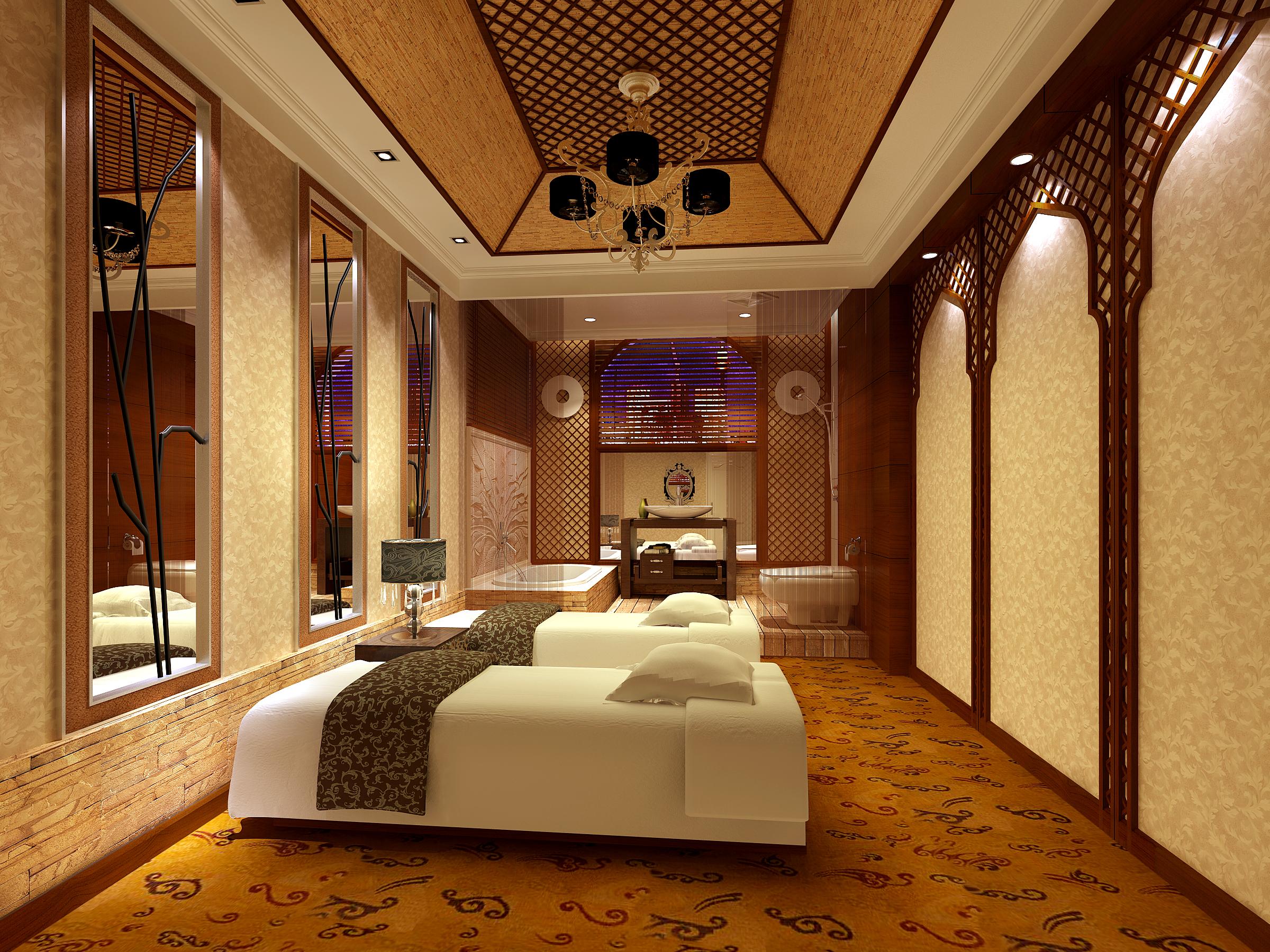 spa istaba 033 3d modelis max 137983