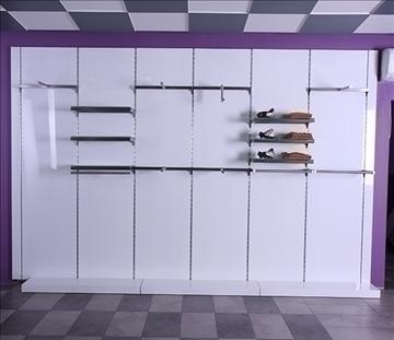 store interior scene render ready 3d model 3ds max dxf dwg fbx c4d lwo skp obj 111936