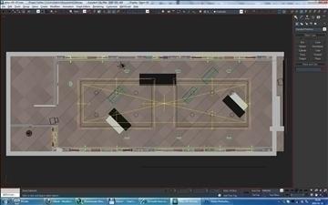 store interior scene render ready 3d model 3ds max dxf dwg fbx c4d lwo skp obj 111940