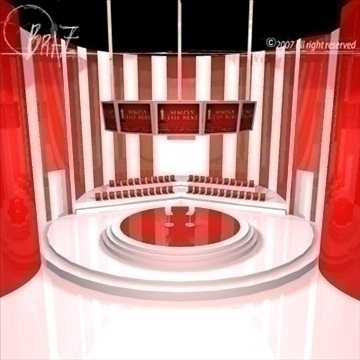 tv-gyűjtemény gyűjtemény 3d modell 3ds dxf c4d obj 109469