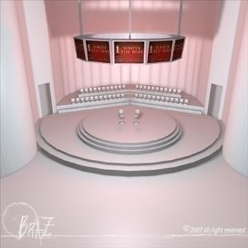tv-gyűjtemény gyűjtemény 3d modell 3ds dxf c4d obj 109471