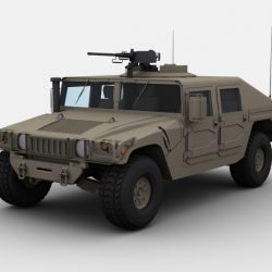 Military Hummer ( 170.07KB jpg by GMichael )