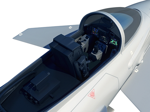eurofighter typhoon 3d model 3ds max c4d lwo ma mb obj 114468