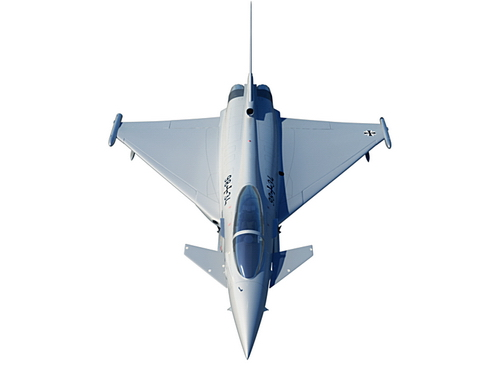 eurofighter typhoon 3d modelis 3ds max c4d lwo ma mb obj 114473