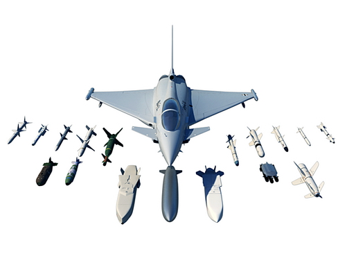 eurofighter typhoon 3d model 3ds max c4d lwo ma mb obj 114475