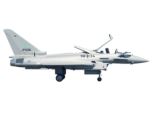 eurofighter typhoon 3d model 3ds max c4d lwo ma mb obj 114494