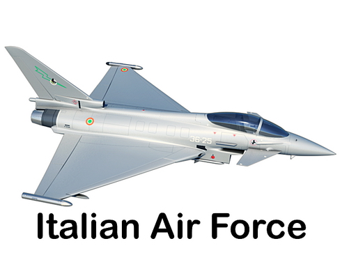 eurofighter typhoon 3d model 3ds max c4d lwo ma mb obj 114504