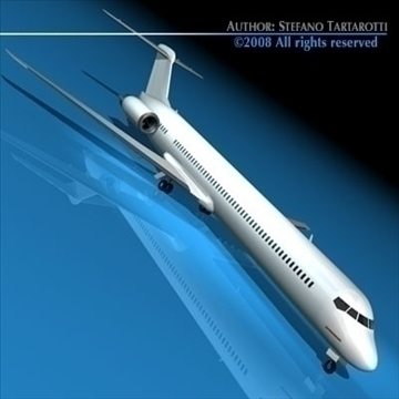 md82 3d model 3ds dxf c4d obj 90386