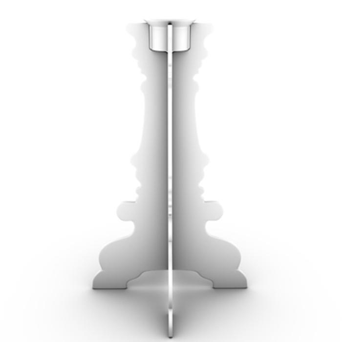 candlestick candelabrum 3d model 3ds ma mb obj 155551