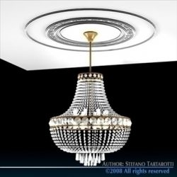 Chandelier ( 63.12KB jpg by tartino )