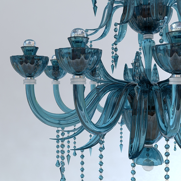 Industrial Ceiling Light 3ds Max: Classic Ceiling Light 3D Model