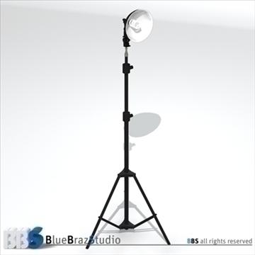 fluorescent light 3d model 3ds dxf c4d obj 111590