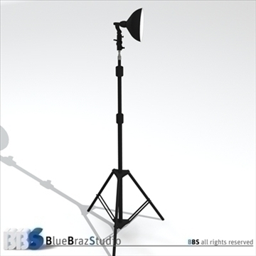 fluorescent light 3d model 3ds dxf c4d obj 111591