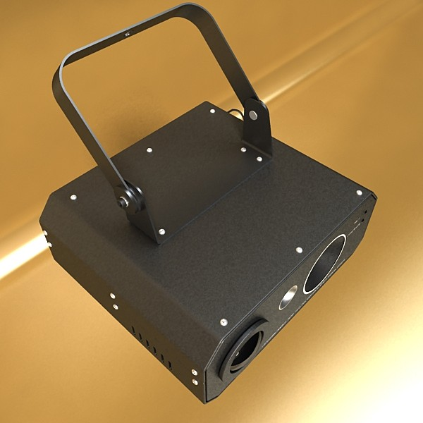 golau cam laser model 06 3d 3ds max fbx obj 130772