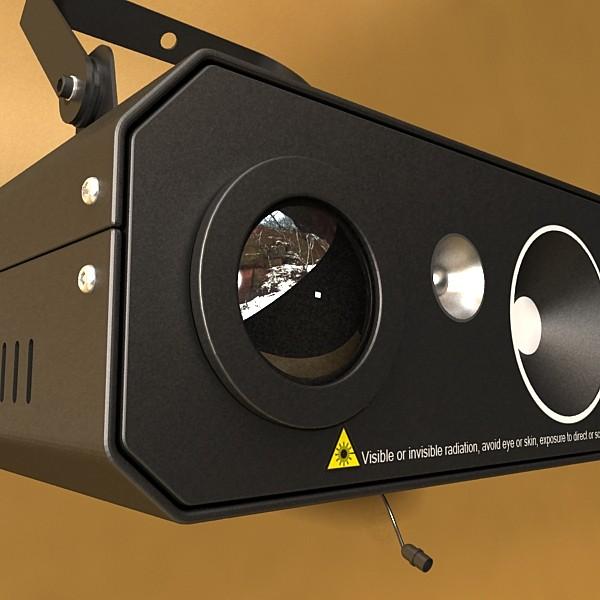 golau cam laser model 06 3d 3ds max fbx obj 130774