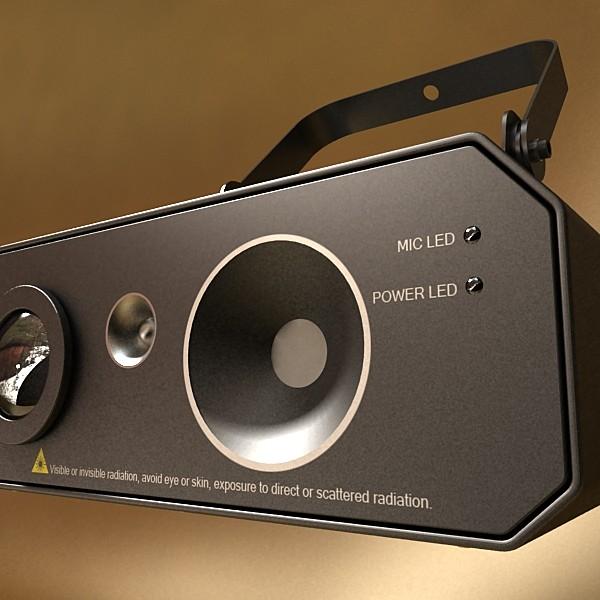 golau cam laser model 06 3d 3ds max fbx obj 130775