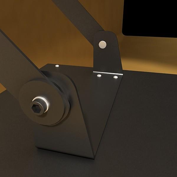 golau cam laser model 06 3d 3ds max fbx obj 130776