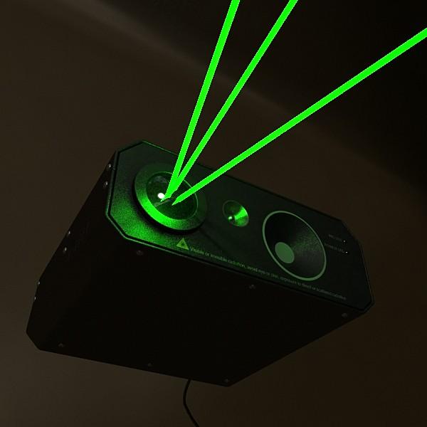 golau cam laser model 06 3d 3ds max fbx obj 130778