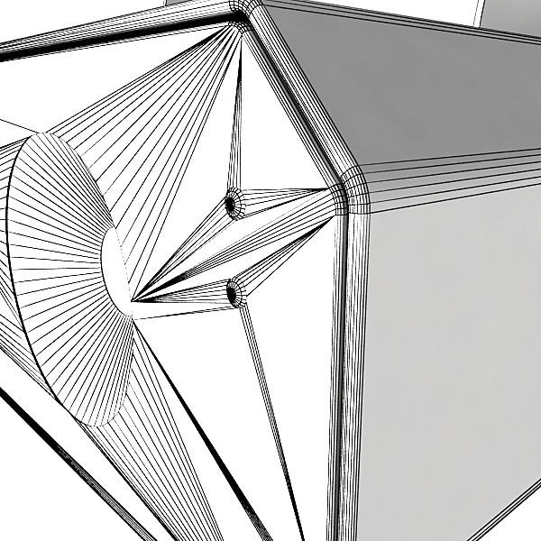 golau cam laser model 06 3d 3ds max fbx obj 130782