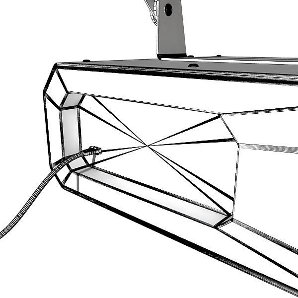 golau cam laser model 06 3d 3ds max fbx obj 130784