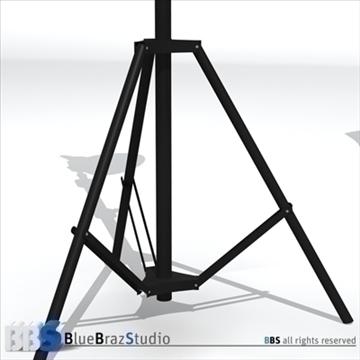 gaišs lietussargs 3d modelis 3ds dxf c4d obj 111601