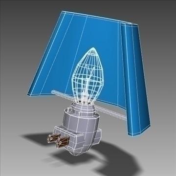 night light 3d model 3ds max lwo obj 106310