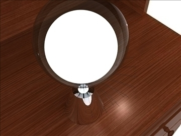 orb lampa 3d model 3ds max fbx obj 95600