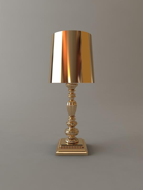 Ornate table lamp 2 3d model buy ornate table lamp 2 3d model share this 3d model aloadofball Choice Image