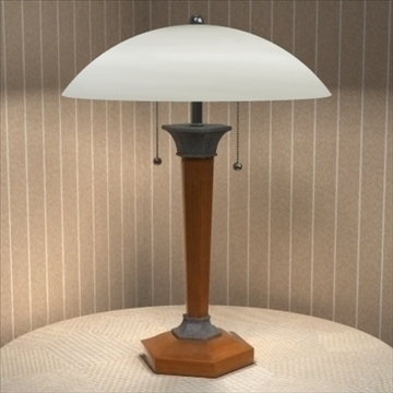 table lamp 022 3d model 3ds max 93045