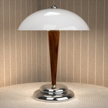 table lamp 04 3d model 3ds max 93055