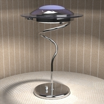 table lamp 27 3d model 3ds max 93075