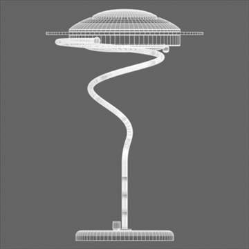 table lamp 27 3d model 3ds max 93079