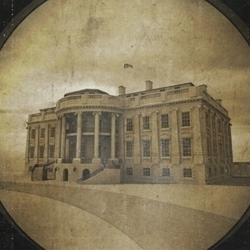 the white house 3d model 3ds max dxf fbx ma mb obj 91456