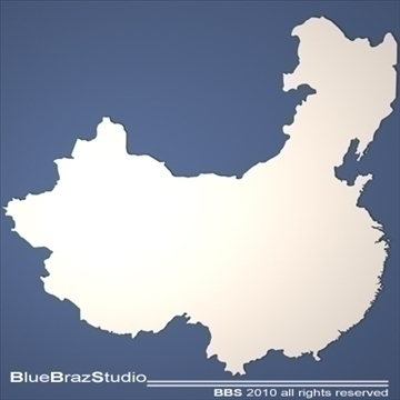 china 3d загвар 3ds dxf c4d obj 102550
