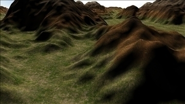 massive valley game level 1 3d model max fbx x ma mb obj 111828