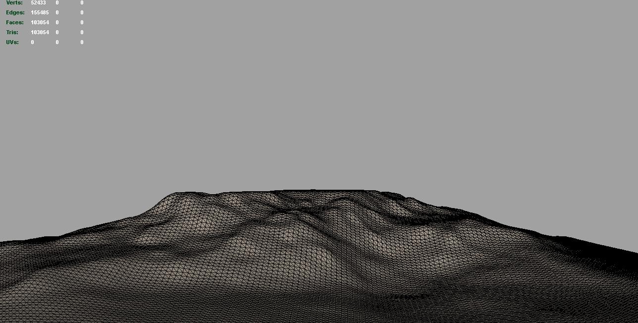 terrain iceberg 3d model 3ds c4d lwo obj 118386