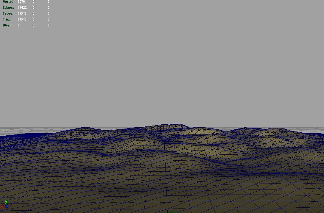 terrain plato 3d model 3ds c4d lwo obj 121244