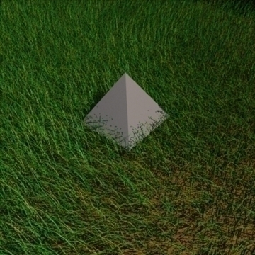volumetric grass 3d model max 82538