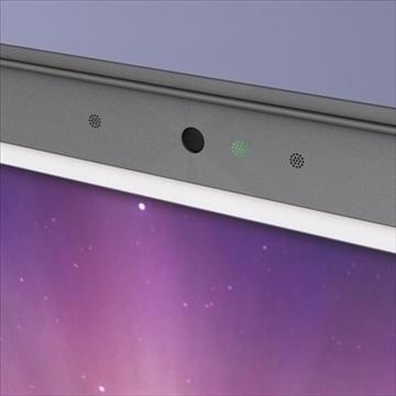 laptop apple macbook air 3d model 3ds dxf fbx c4d x obj 87791