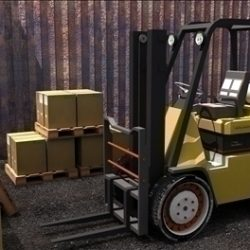 Forklift (IDS Re-style) ( 89.27KB jpg by newline )